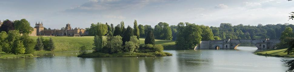 Blenheim-palace-park
