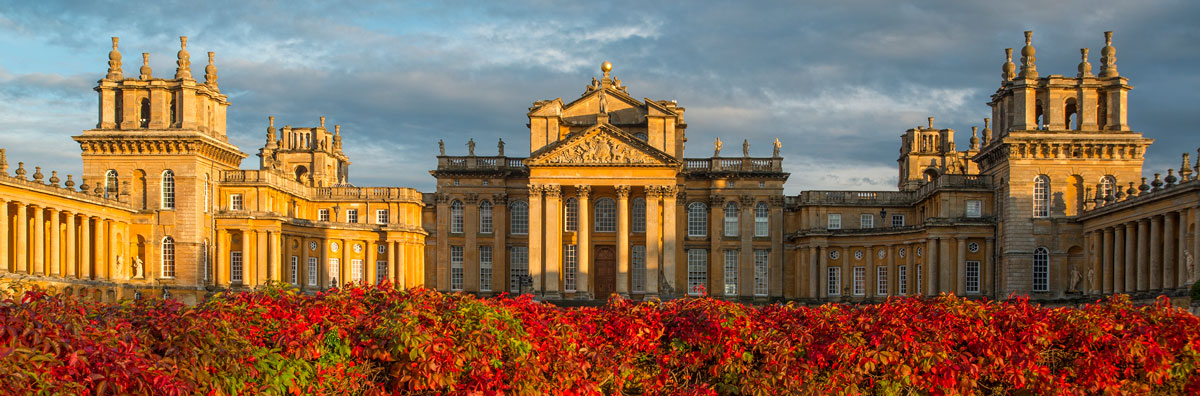 Blenheim-in-autumn