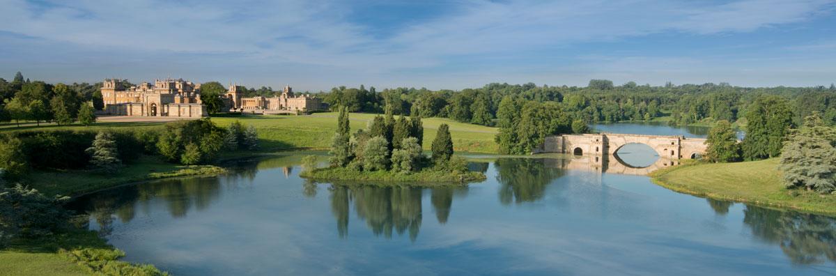 Blenheim-palace-parkland