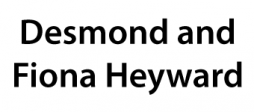 Desmond and Fiona Heyward